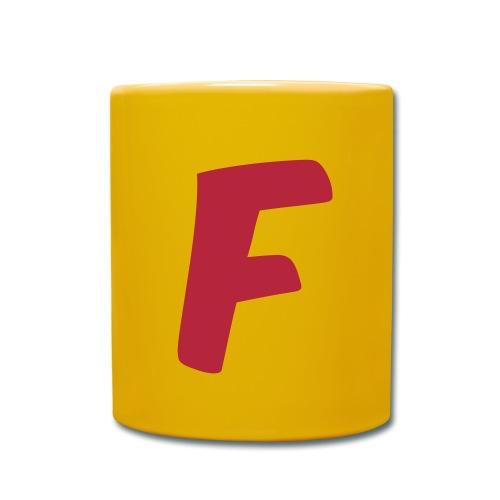 Flostone_HD - Tasse einfarbig
