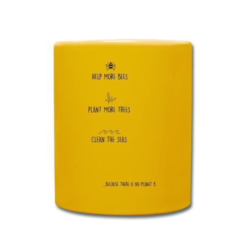 BEE TREE SEA - Mug uni