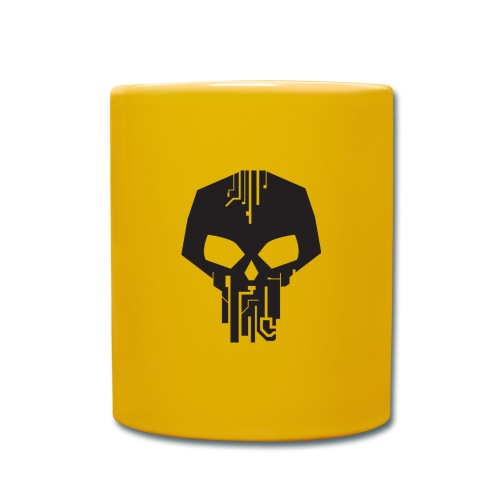 Sneaki Skull Logo - Full Colour Mug