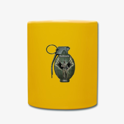 OutKasts Grenade - Full Colour Mug