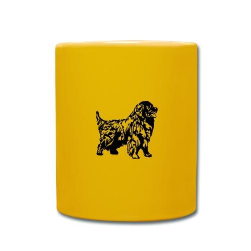 Neufundländer - Tasse einfarbig