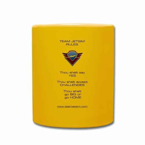 TJS RULES - Full Colour Mug