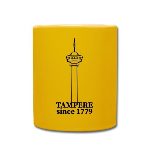 Tampere since 1779 - Yksivärinen muki