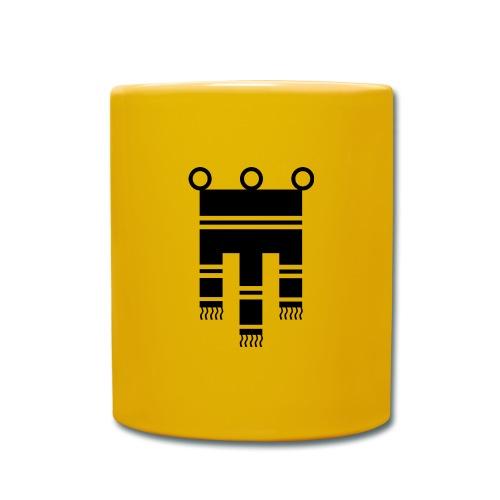 Wien - Tasse einfarbig