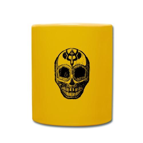 Skull of Discovery - Full Colour Mug