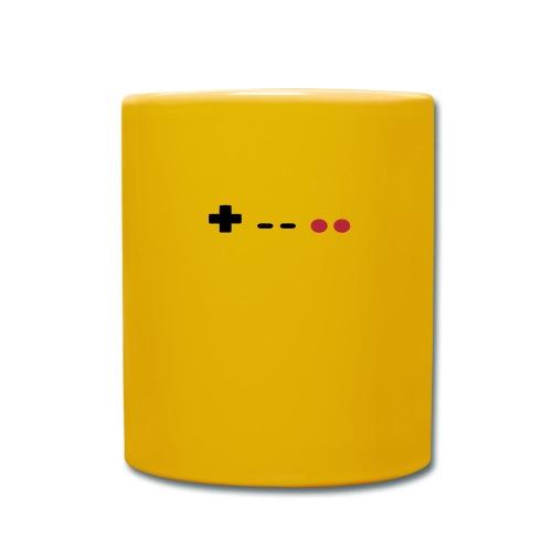 GAMER Controller RETRO - Tasse einfarbig