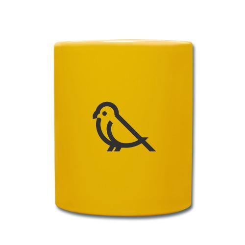 Bird - Tasse einfarbig