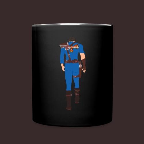PP tatted Vault suit - Full Colour Mug