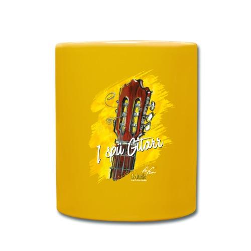 I spü Gitarr - limited edition '19 - Tasse einfarbig
