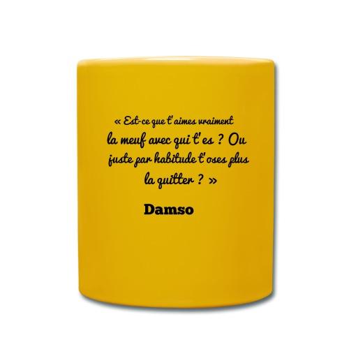 Punchline de Damso - Mug uni