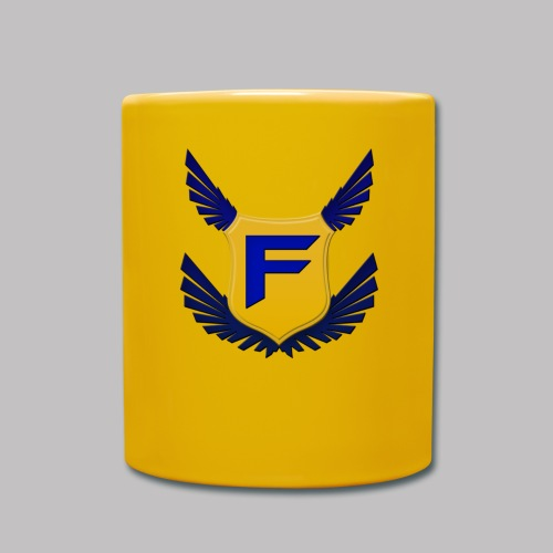 Fakz Badge - Full Colour Mug