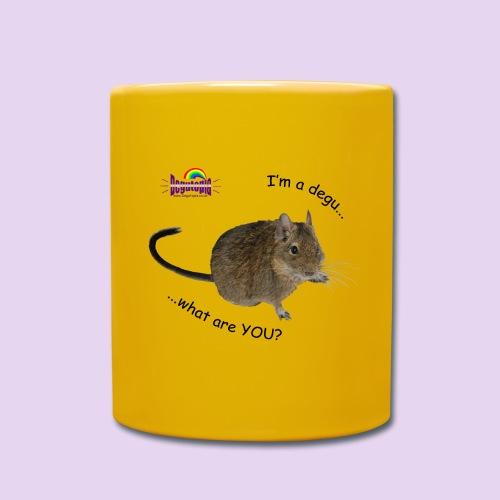 Degu What? NBG - Full Colour Mug