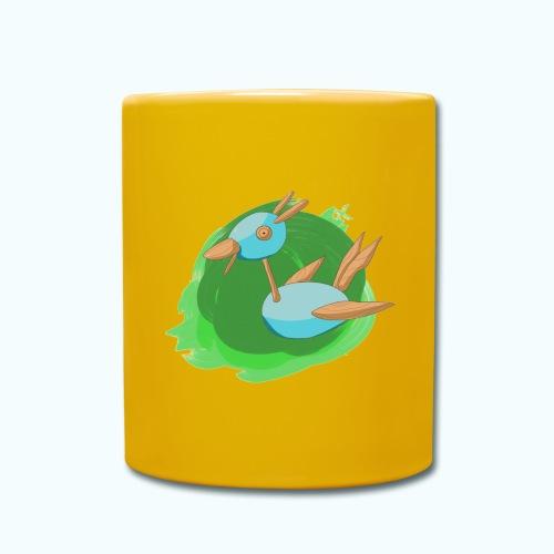 WOOD FREE real drawing - Full Colour Mug