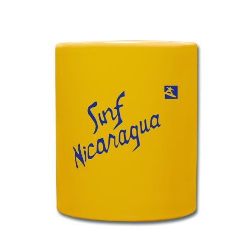 Surf Nicaragua Val Kilmer Chris Knight - Full Colour Mug