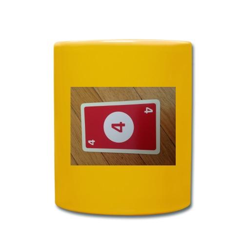 UNO - Tasse einfarbig