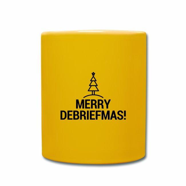 MERRY DEBRIEFMAS