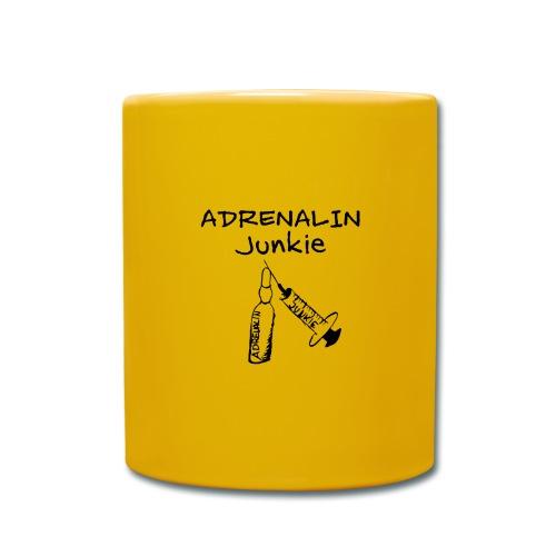 Adrenalin Junkie - Tasse einfarbig