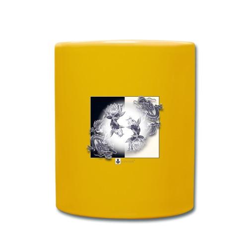TSHIRT MUTAGENE TATOO DragKoi - Mug uni