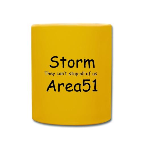 Storm Area 51 - Full Colour Mug