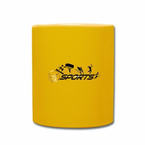 Leverest Sports - Tasse einfarbig