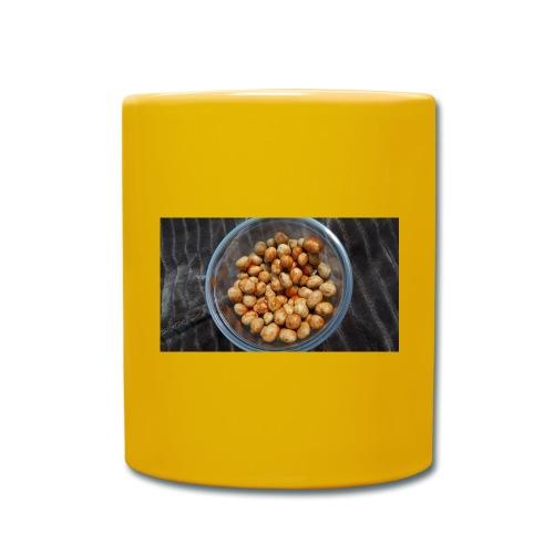 Cacahuate - Taza de un color