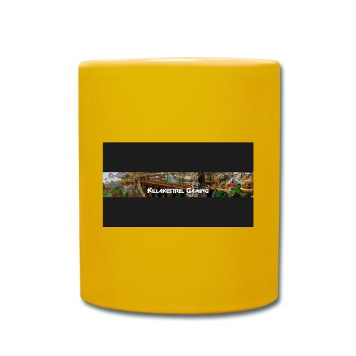 YouTube Main Picture - Full Colour Mug