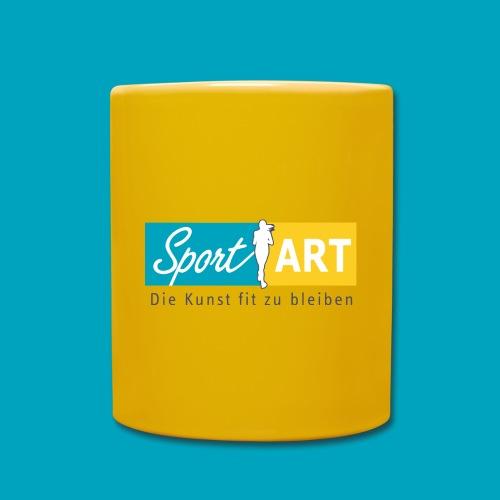 Logo neu - Tasse einfarbig