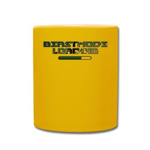 beastmode loading png - Tasse einfarbig