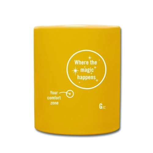 Where the magic happens I - Full Colour Mug