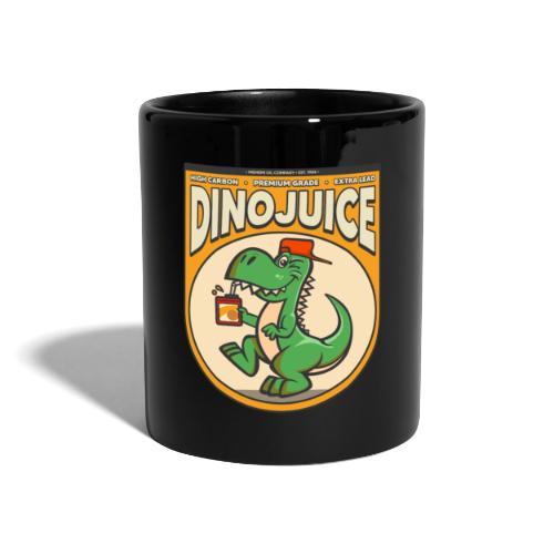 Dinojuice Sticker design - Yksivärinen muki