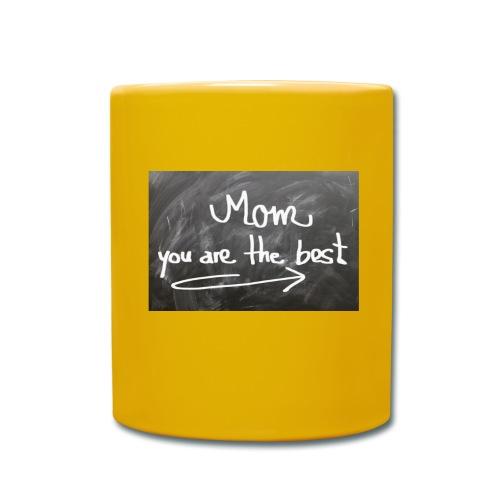 Familien Spruch 6 0 jpg - Tasse einfarbig