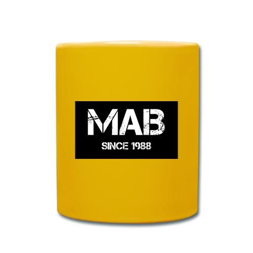 Logo mab hires jpg - Tazza monocolore