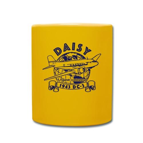 Daisy Globetrotter 1 - Enfärgad mugg
