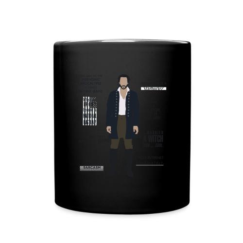 Ichabod Craine Quotes - Full Colour Mug