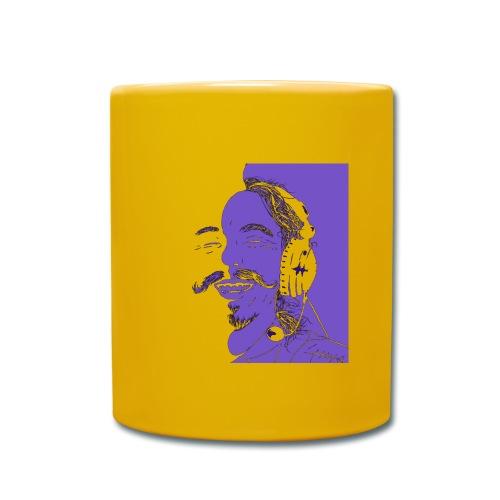 Missing Black png - Full Colour Mug