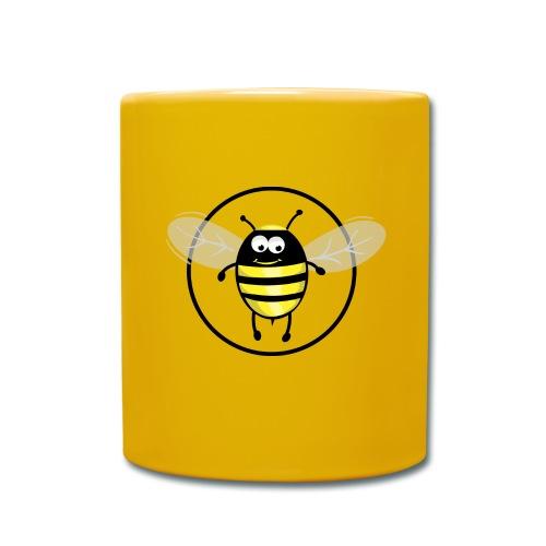 Hummelbienchen Logo - Tasse einfarbig