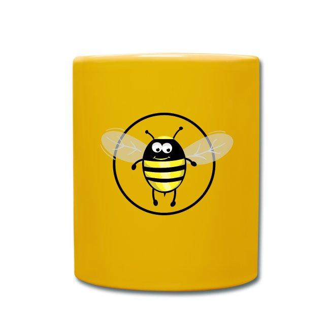Hummelbienchen Logo