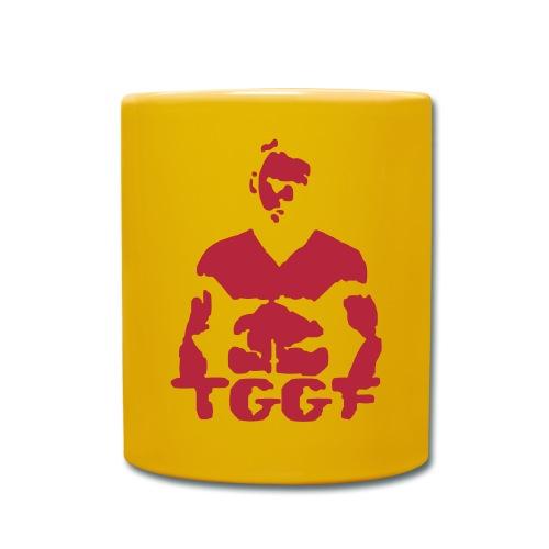 TGGF Logo - Tasse einfarbig