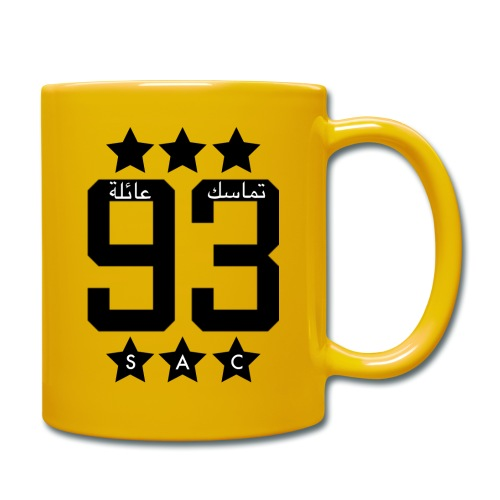93 Design - Tasse einfarbig