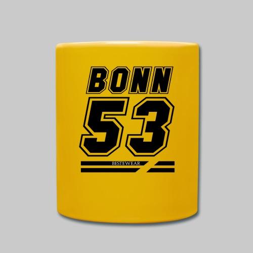 #Bestewear - BN53 (Black Edition) - Tasse einfarbig
