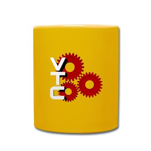 VTC_Profil_logo_2 - Tasse einfarbig