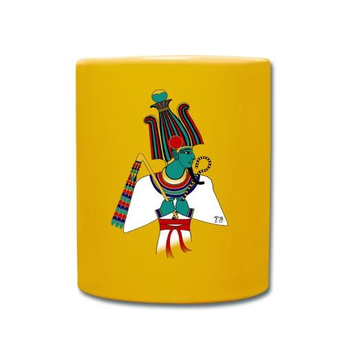 ÄGYPTEN - Osiris - altägyptische Gottheit - Tasse einfarbig