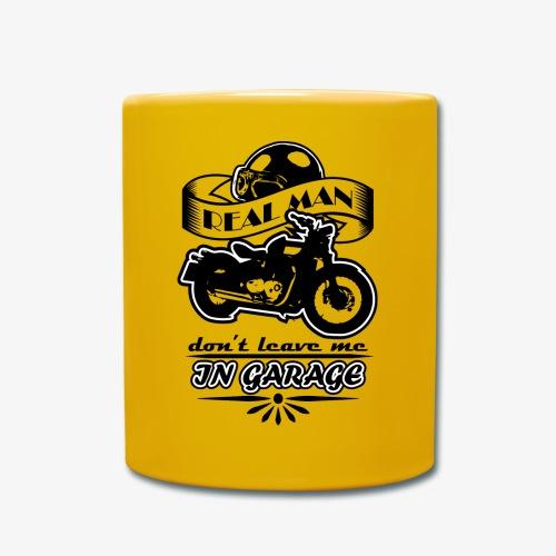 biker style - Tazza monocolore