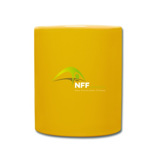 NFF Gymnastics - Tasse einfarbig