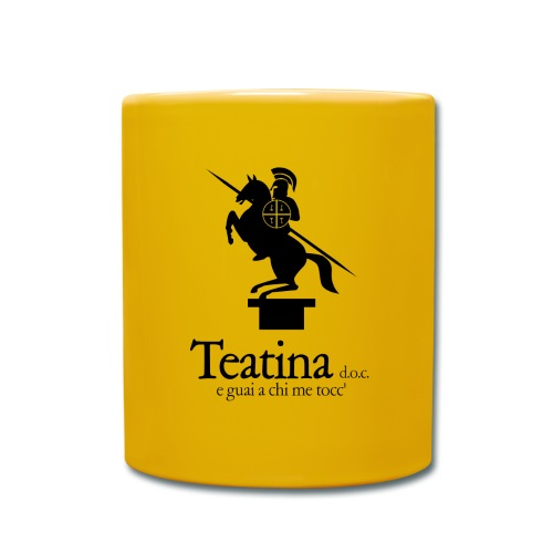 Teatina doc - Tazza monocolore