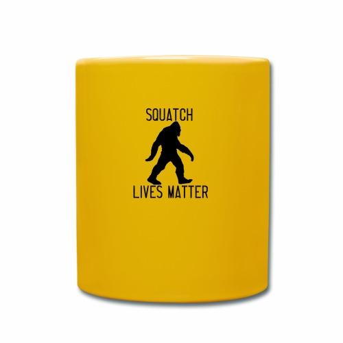 Squatch Lives Matter - Full Colour Mug