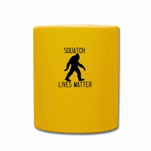 Squatch Lives Matter - Full Colour Mug