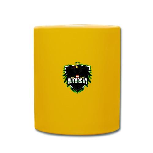 AUTarchy green - Tasse einfarbig