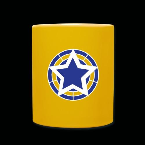 Stern Logo - Tasse einfarbig