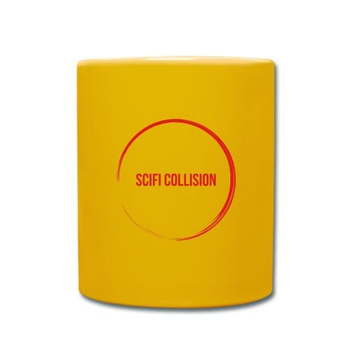 Red Logo - Full Colour Mug